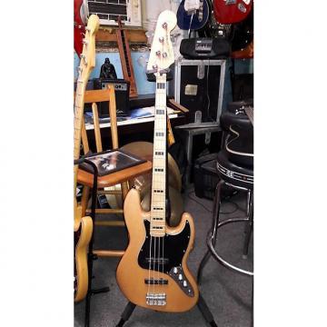 Custom Fender Squier Vintage Modified Jazz Bass 2015 natural maple neck
