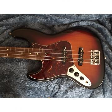 Custom Fender Am Std Jazz Bass 2015 sunburst