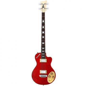 Custom Italia Maranello Classic Bass Red