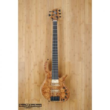 Custom Elrick Platinum Series e-Volution Hybrid 5 Burled Cottonwood