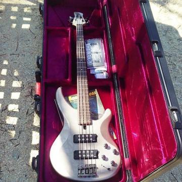 Custom Yamaha TRBX304 Pewter/Silver Metallic