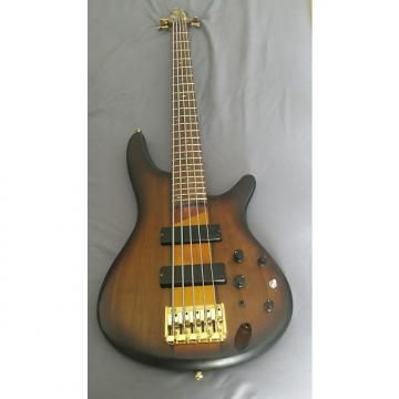 Custom Ibanez SR755 5 String Bass Guitar