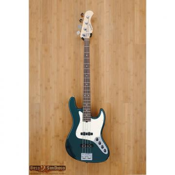 Custom Sadowsky Metro RV4 Sherwood Green 4-String Bass