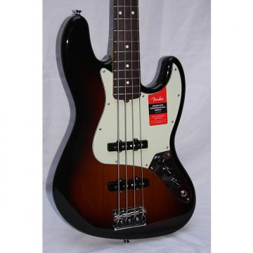 Custom Fender USA Professional Jazz Bass 2016 3 Tone Sunburst
