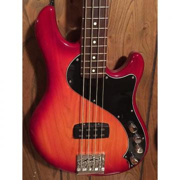 Custom Fender Dimension Standard Bass Guitar 2014 Cherry Sunburst