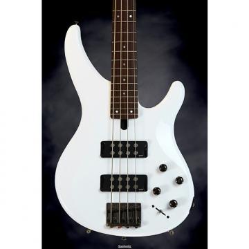 Custom Yamaha TRBX304 White