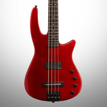 Custom NS Design WAV 4 Radius Electric Bass, Metallic Crimson, Open Box