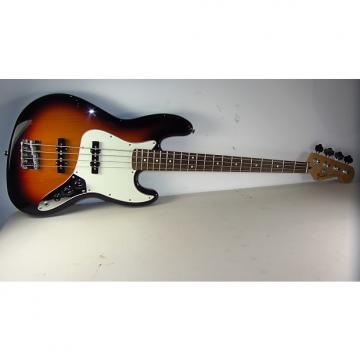 Custom Fender jazz bass 2 Color Sunburst