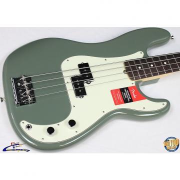 Custom Fender American Professional Precision Bass, Antique Olive, RW FB, NEW! #38478