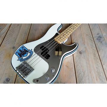 Custom Fender  Steve Harris Precision Bass 2015 White