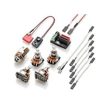Custom EMG 1 or 2 Pickups Wiring Kit