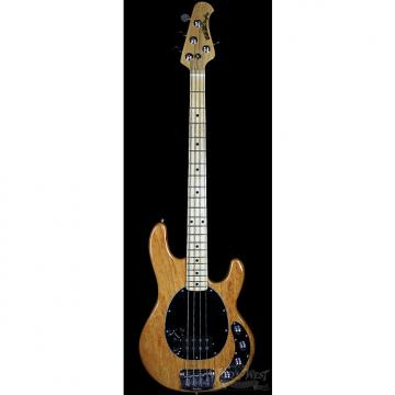 Custom Ernie Ball Music Man StingRay 4-String Bass Natural Gloss