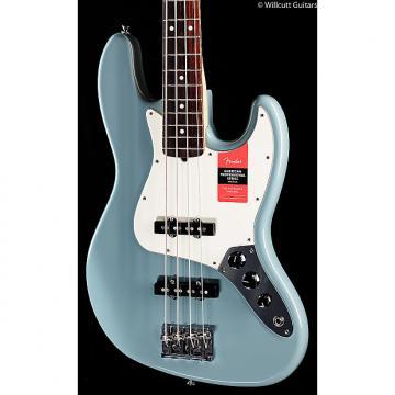 Custom Fender American Pro Professional Jazz Bass Sonic Grey Rosewood (184)