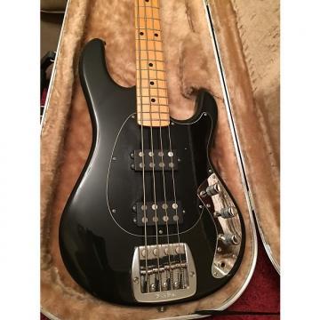 Custom Music Man Sabre Bass Late 70's  Black