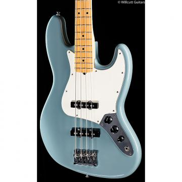 Custom Fender American Pro Professional Jazz Bass Sonic Grey Maple (018)