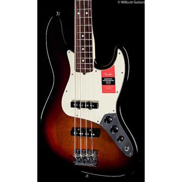 Custom Fender American Pro Professional Jazz Bass 3-Tone Sunburst Rosewood (091)