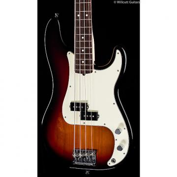 Custom Fender American Pro Professional Precision Bass 3-Tone Sunburst Rosewood (610)