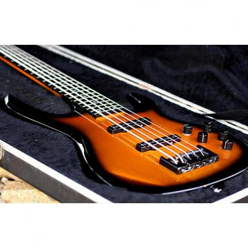 Custom USA Jazz 5 String bass with hard case