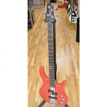 Custom CCort ACT4 SPSRD Action 4 Strings Bass ACT4SPSRD Scarlet - Free World Shipping!