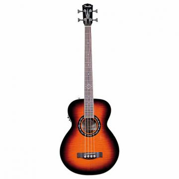 Custom Fender T-Bucket Acoustic Bass