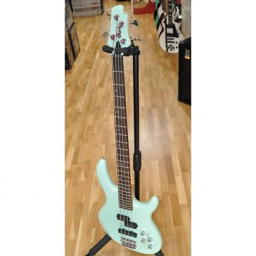 Custom Cort ACT4 ACGN Action 4 Strings Bass ACT4ACGN Caribbean Green - Free World Shipping!