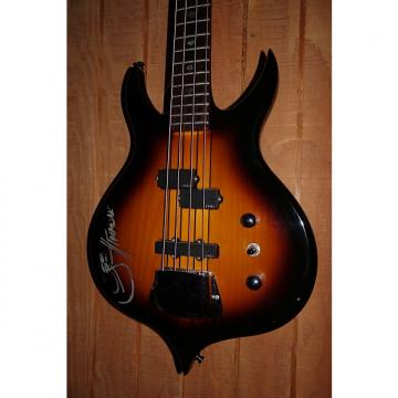 Custom Gene Simmons Punisher 1998 Tobacco Sunburst