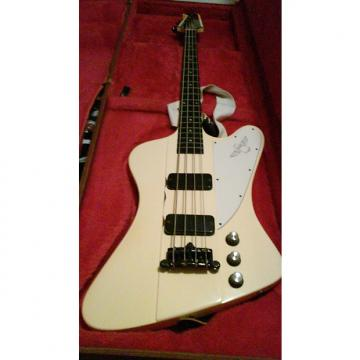 Custom Gibson Thunderbird 1989 Antique Ivory