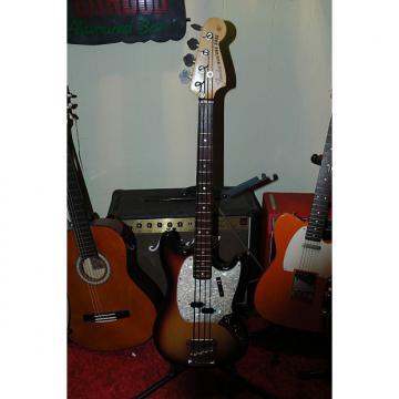 Custom Fender Mustang Bass 72 3 Tone Sunburst