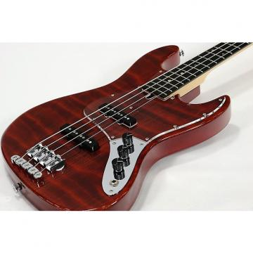 Custom Bacchus 2012 Woodline Redwood Limited Dark Red