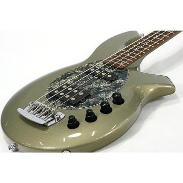 Custom Music Man Bongo4 Silver