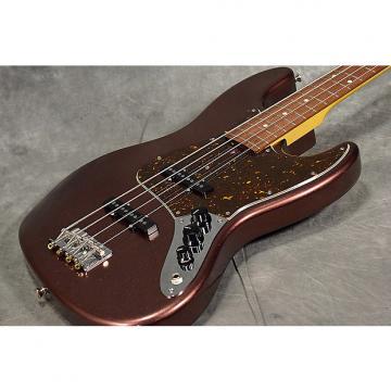 Custom Zeus Custom Guitars ZEUS ZJB-60 Burgundy Mist Metallic