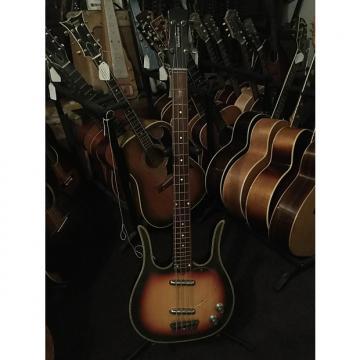 Custom Dynelectron Longhorn Bass Guitar circa 1960 (Extremely Rare)