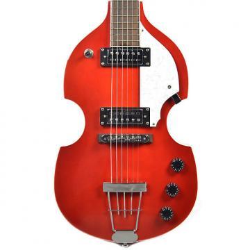 Custom Hofner Ignition Series HI-459 Red