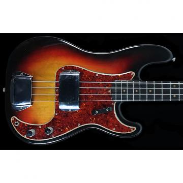 Custom Fender Precision Bass 1963  Sunburst