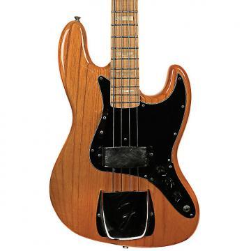 Custom Fender Jazz Bass (4-Bolt) Maple Fingerboard w/OHSC 1974 Natural