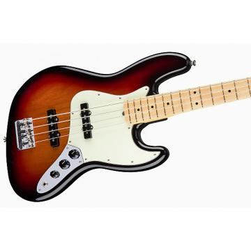 Custom Fender American Professional Jazz Bass, 3-Tone Sunburst, Maple Board - 0193902700