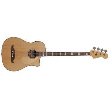 Custom Fender Kingman Acoustic-Electric Bass Guitar