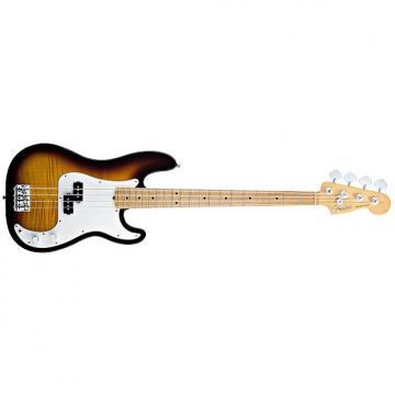 Custom Fender Select Precision Bass Guitar - 2-Tone Sunburst