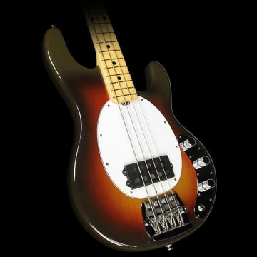 Custom Ernie Ball Music Man 40th Anni StingRay Old Smoothie Electric Bass Chocolate