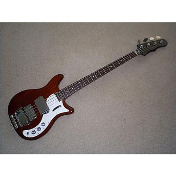 Custom Epiphone Embassy Bass 1968 Cherry