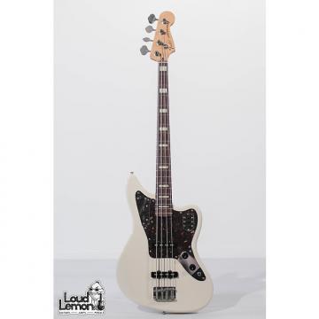 Custom Fender  Jaguar Bass 2006 White CIJ Japan