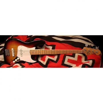 "Custom 1982 Fender Jazz Bass ""Sunburst"""
