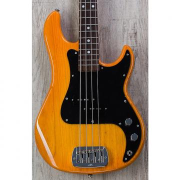 Custom G&L USA LB-100 Bass, Honeyburst, Rosewood