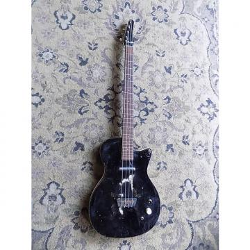 Custom Silvertone U-1 Bass 1960 Black
