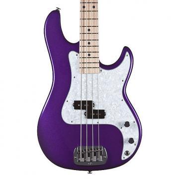 Custom G&L USA LB-100 Bass, Royal Purple, Maple