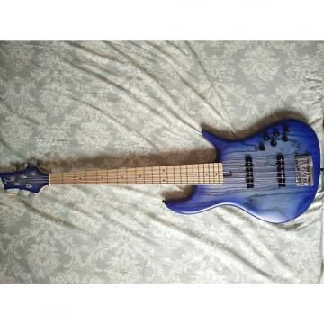 Custom FBASS VF5 2012 Satin Blue Burst
