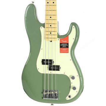 Custom Fender American Professional Pro Precision Bass Antique Olive  Antique Olive