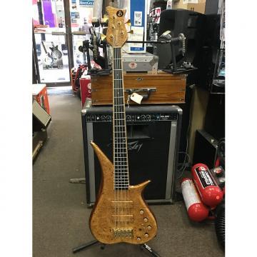Custom Bl design  Marozi 5 string bass #022 Glossy cork almost mint