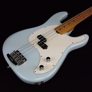 Custom Music Man Cutlass Bass Diamond Blue Bass w/ Case