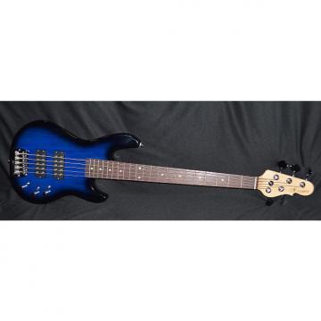 Custom G&L L2500 Tribute 2017 Blueburst